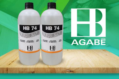 HB 74 - Agabe Endurecedor y catalisador