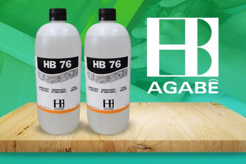 HB 76 AGABE Endurecedor de emulsiones
